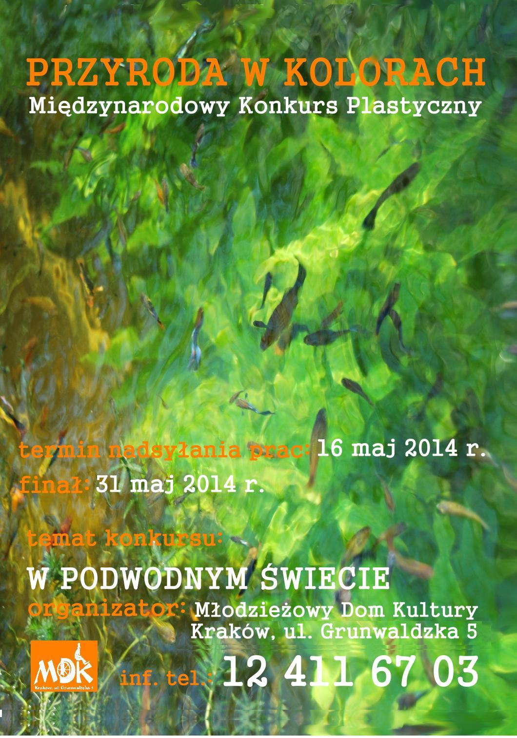 Międzynarodowy Konkurs Plastyczny Przyroda W Kolorach 2014 Baza