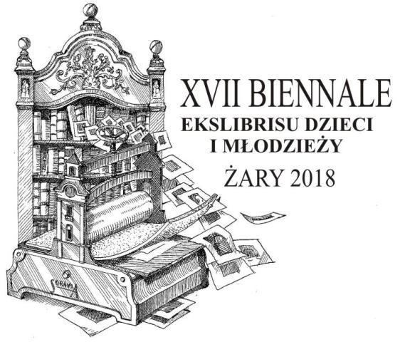 exlibris ŻART 2018