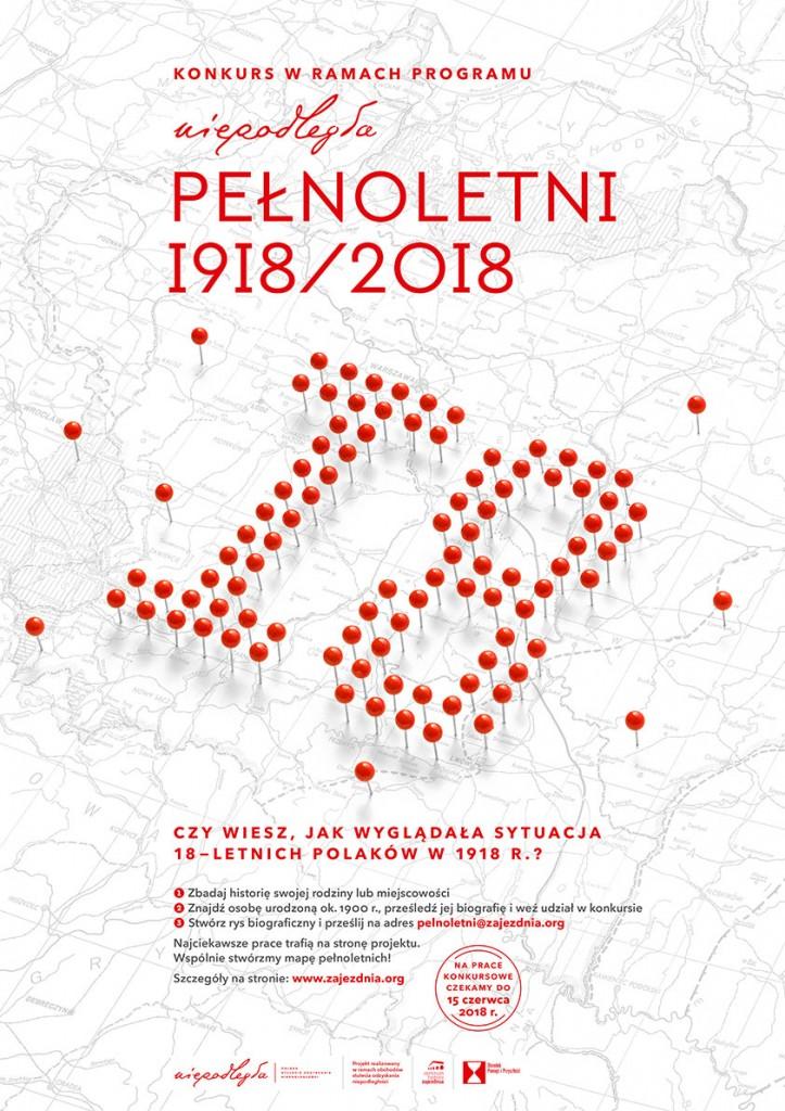 Pełnoletni-1918-2018_plakat