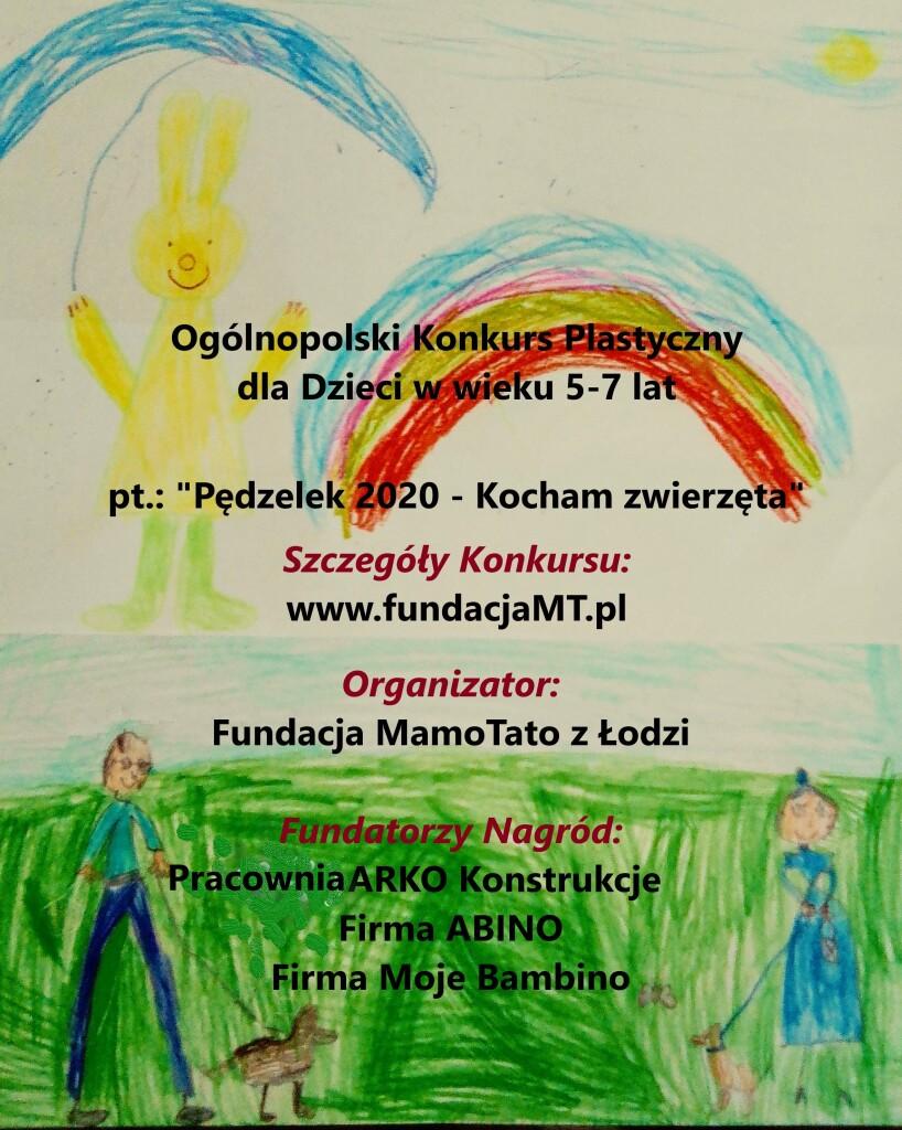 Plakat Pedzelek_2020